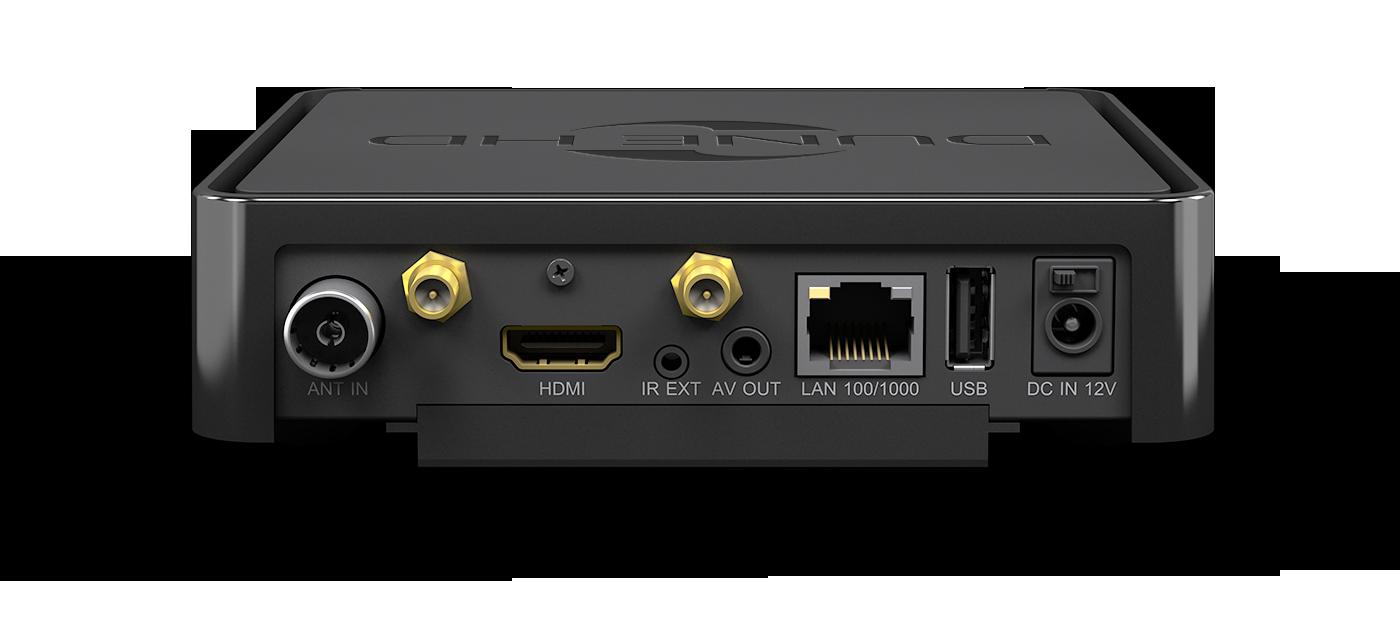 DUNE HD Solo 4K Universal IPTV Network Media Player - DNL