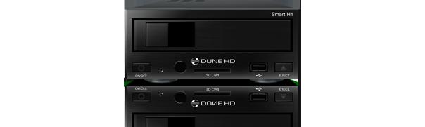 Dune HD Smart H1 Media Player New