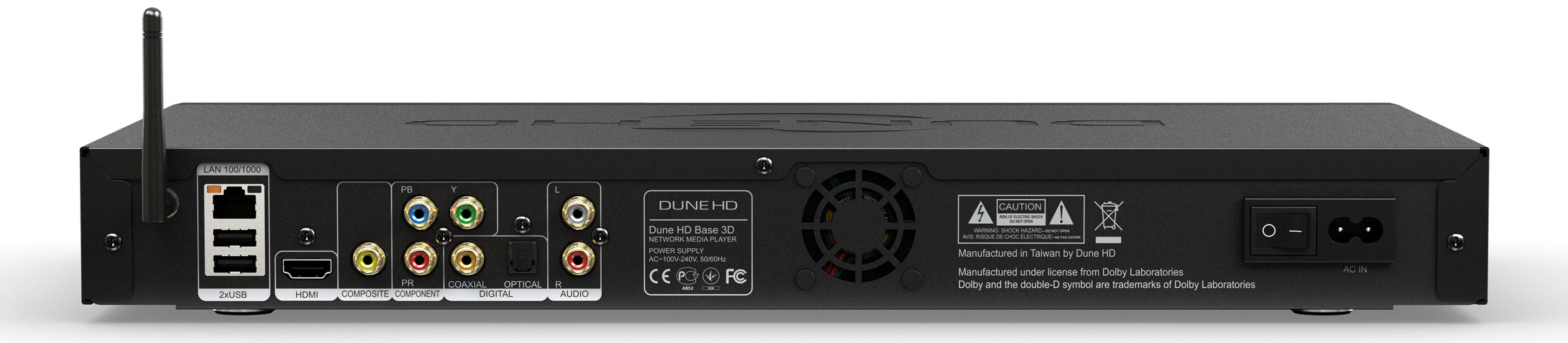 Dune HD Base3D Media Player Drivers Download
